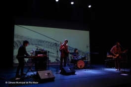 """Showcase Deaf Cure"" subiu ao palco do Cineteatro"
